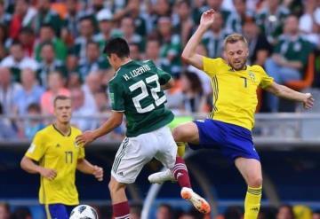 Hicimos a México lo que otros no pudieron: DT de Suecia