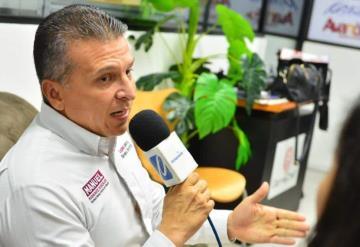 Respaldo total a vulnerables: Manuel Rodríguez González