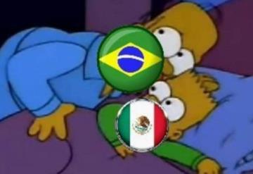 Los memes del México vs. Brasil del próximo lunes