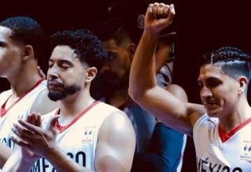 México vence a Estados Unidos en basquetbol