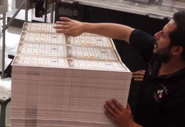 Roban dos mil 800 boletas en Veracruz