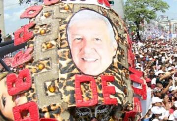 Tepetitán celebra triunfo de López Obrador