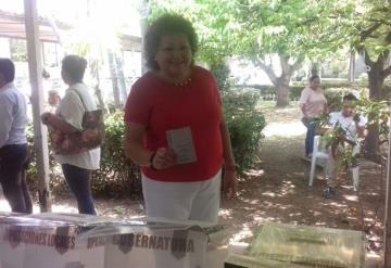 Pide Candita Gil cooperación ciudadana