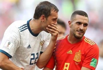 La lluvia de memes tras la derrota de España ante Rusia en los octavos