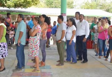 Así se vio la jornada electoral en Paraíso