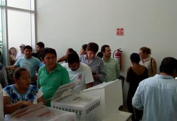 Asegura Gaudiano que estas elecciones son históricas