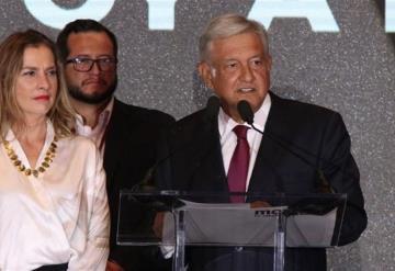Anhelo poner en alto la grandeza de nuestra Patria: López Obrador