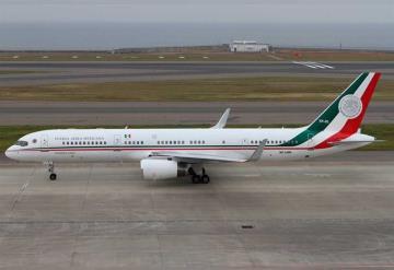 AMLO sí venderá el avión presidencial