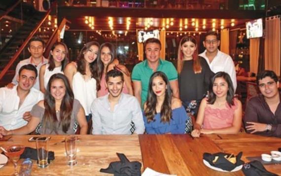 Cumpleaños: Festeja con amigos