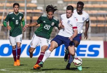 Lainez incluido en la lista de la Selección Mexicana Sub 21