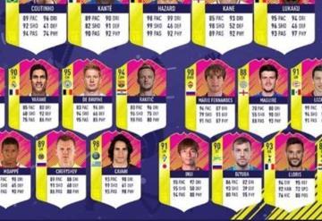 Ochoa y Lozano, en el equipo ideal de FIFA 18 tras Mundial
