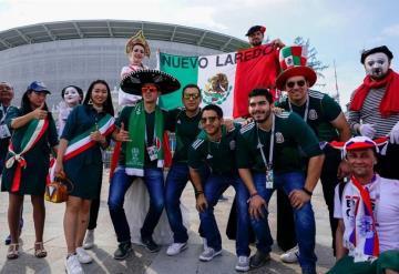 Mexicanos, entre los que más gastaron en el Mundial de Rusia