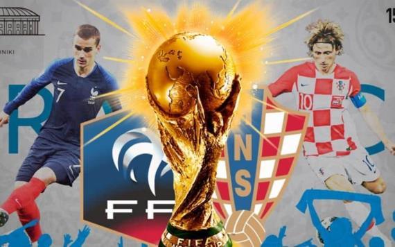 Memes de la Gran Final de Rusia 2018
