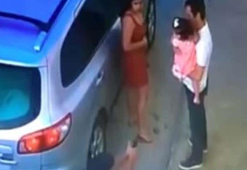 Asesinan a abogado frente a su hija de un año