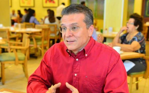 Cambios en México serán de fondo:  Manuel Rodríguez González