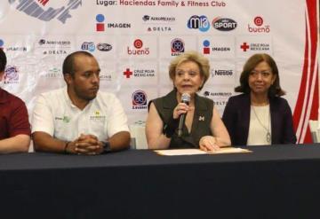 Anuncia Cruz Roja carrera atlética Todo México Salvando Vida