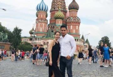 Mexicano encontró al amor de su vida en el Mundial
