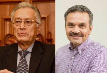Nombra AMLO a Manuel Bartlett y Octavio Romero como directores de CFE y Pemex