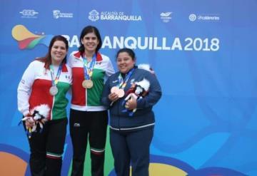 México, en la cima de Barranquilla
