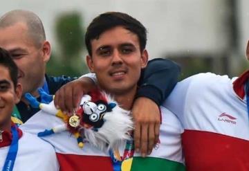 México se cuelga los oros en la modalidad por equipos del arco compuesto