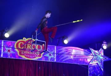 Gran debut del Circo Hermanos Fuentes Gazca en Villahermosa