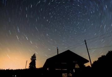 Esta noche habrá lluvia de estrellas en todo México