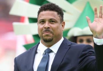 Ronaldo es ingresado a hospital por neumonía