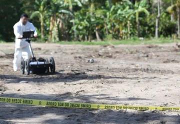 Encontraron restos humanos en predio de Paraíso