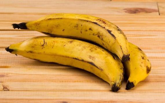 Los beneficios de comer plátano maduro