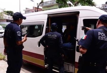 Estas son las cinco rutas con mayor índice de asalto en Villahermosa