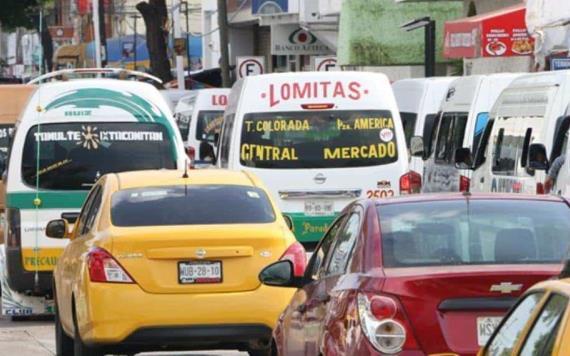 Ampliación de banqueta y reducción de carriles en Paseo Tabasco y en Madero: EHC