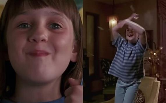 Nuevo y divertido reto viral: Mover los objetos con la mente como Matilda