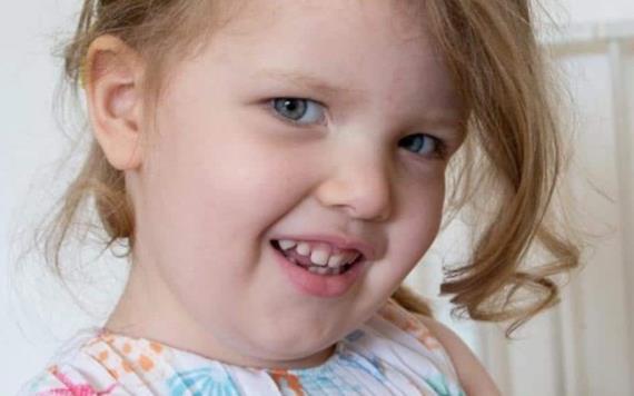 La niña de 3 años con coeficiente superior a Einsten