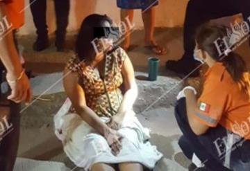 Violan y dejan tirada a joven mujer en Villahermosa
