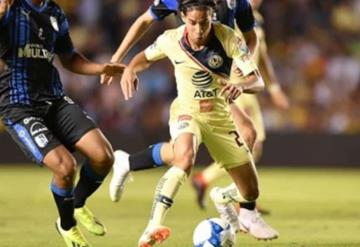 Querétaro VS América: Disputa que terminó en empate