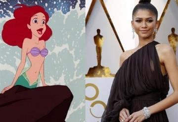 ¿Zendaya como Ariel, en el live action de La Sirenita?