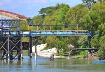 Turbiedad en ríos y desabasto de agua