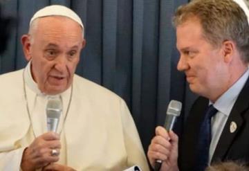 Papa Francisco recomienda recurrir a la siquiatría para tratar la homosexualidad