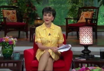 Pati Chapoy roba a conductora de Televisa