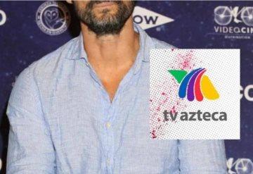 Cotizado galán de Televisa ahora se pasea a sus anchas en todo TV Azteca