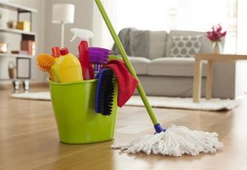 Hacer limpieza puede evitar la depresión