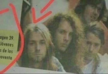 SEP confunde a la banda Nirvana con jóvenes mexicanos de los noventa