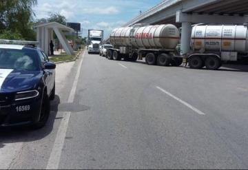 Libre la carretera Villahermosa- Cárdenas, asegura la Policía Federal