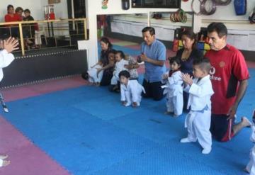 TKD Baby, la mejor disciplina para su desarrollo
