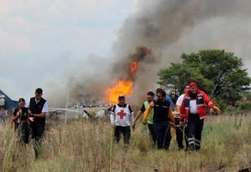 Despiden a los 3 pilotos involucrados en accidente de avión