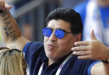 Maradona dirigirá a los Dorados de Sinaloa