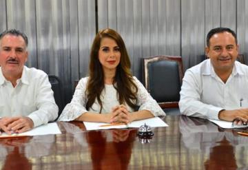 Presenta Beatriz Milland la propuesta para retirar el fuero