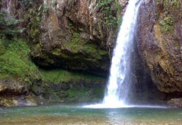 Después de bañarse en cascadas, enfermaron rápidamente y murieron, esto en Sonora