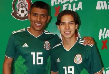 Esta es la alineación de México ante Uruguay; Jesús Gallardo va de titular, Diego Lainez a esperar