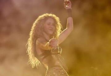 Shakira detiene su concierto para hacer el anuncio que todos estaban esperando